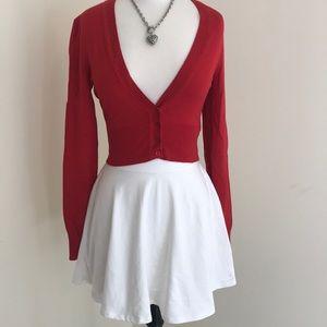 Forever 21 short skater skirt
